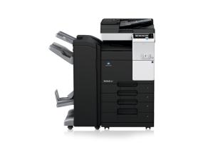 柯尼卡美能达BH367黑白复合机 多功能黑白一体复印机出租