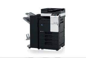 柯尼卡美能达BH7528黑白复合机 多功能黑白打印复印机租赁