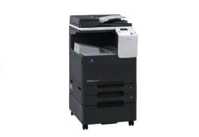 柯尼卡美能达C221彩色复合机 彩色多功能一体复印机出租