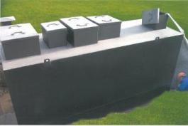 CWB地埋式一体雷火电竞平台官网设备