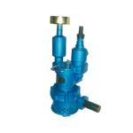 气动齿轮/叶片水泵