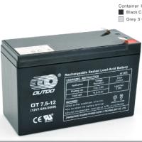 奥特多蓄电池OT7.5-12