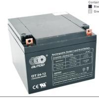 奥特多蓄电池OT24-12