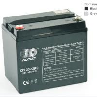 奥特多蓄电池OT33-12