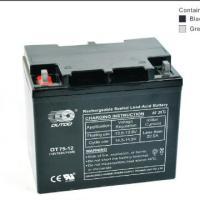 奥特多蓄电池OT75-12