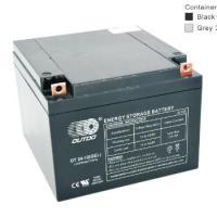 奥特多胶体电池OT24-12(GEL)