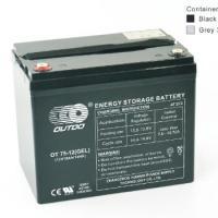 奥特多胶体电池OT75-12(GEL)
