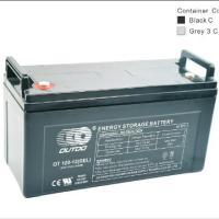 奥特多胶体电池OT120-12(GEL)