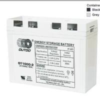 奥特多胶体电池OT1000-2(GEL)
