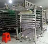旋转式网带输送机