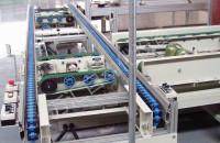 倍速鏈輸送流水線