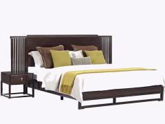 新中式卧房