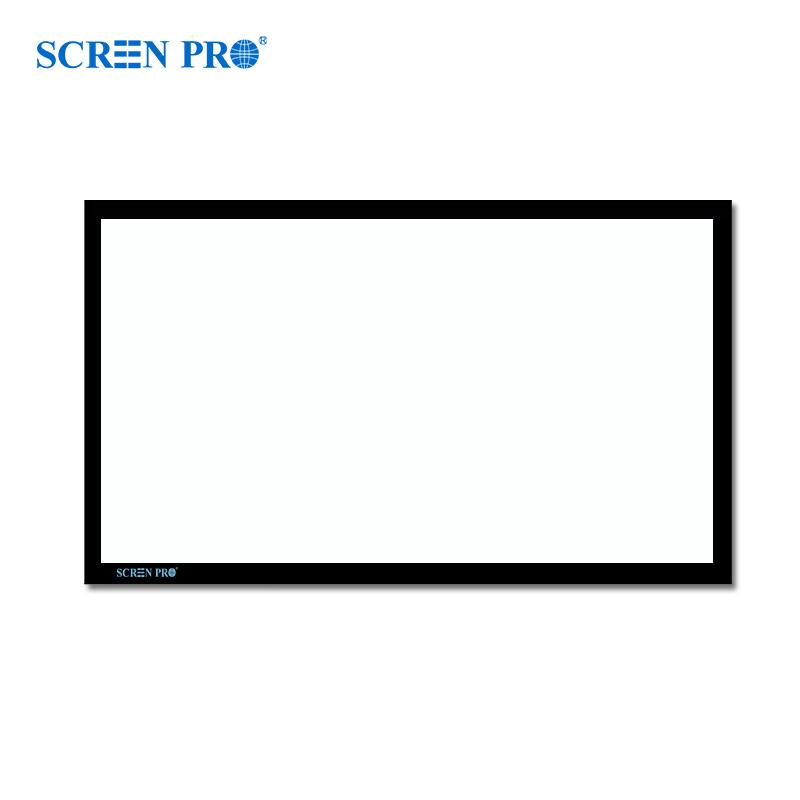 Fixed Frame Screen - flat