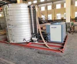 十吨保温æ°′箱与ç©o气能