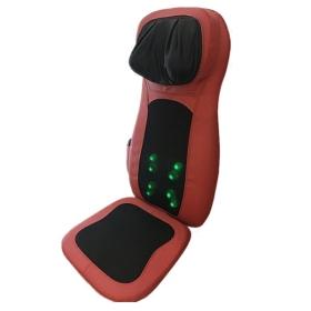 斯爵SG612按摩垫颈椎按摩器颈部腰部多功能加热车载家用按摩靠垫