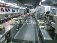 承接酒店厨房设备工程/不锈钢厨房设备工程/杭州厨房设备工程