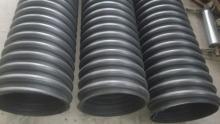 HDPE增強纏繞管加筋波紋管