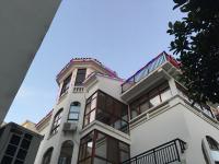 海南鲁郓集团别墅楼顶亮化