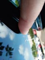 沃尔沃汽车玻璃修补图片