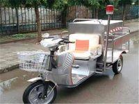 不锈钢保洁车