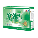 塞外香珍品843綠色大米
