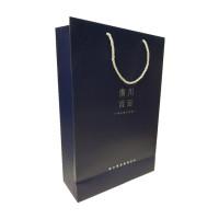 河南纸袋厂家定做手提纸袋 印刷白卡牛皮纸袋 礼品食品手提纸袋