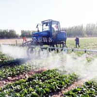 农用自走式打药机