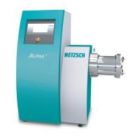 新一代的搅拌研磨机 耐驰砂磨机ALPHA