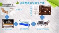 板式家具设备配套方案