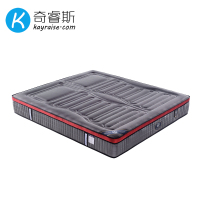 五星酒店床垫 3D竹炭纤维护脊床垫席梦思 双人1.8米1.5床垫批发