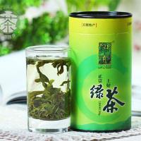 日照绿茶 春茶汤色青中带黄隔夜茶色不变,从早饮到晚