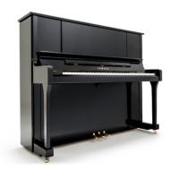 雅马哈专业钢琴:YU3X PE G