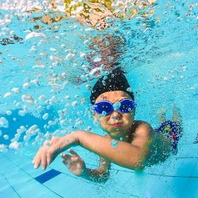 博苑兒童游泳