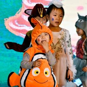 兒童戲劇和兒童表演