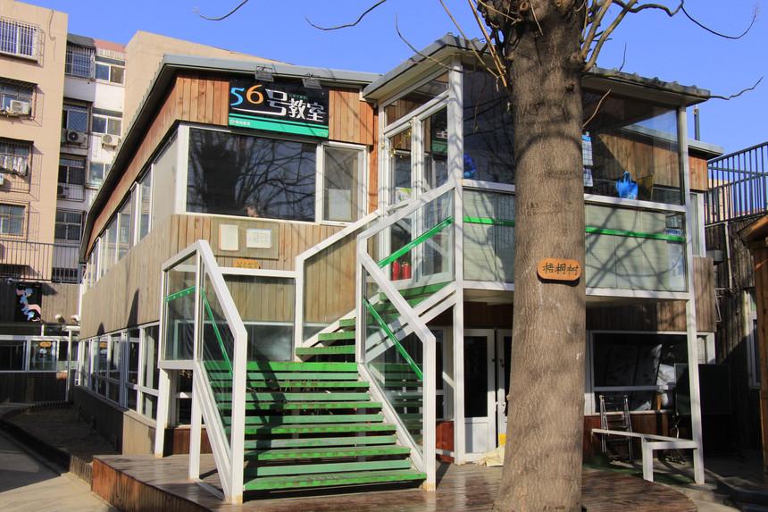 北京博苑实验幼儿园56号教室