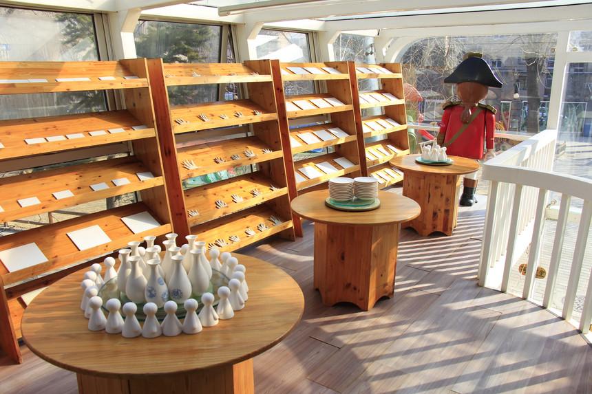 北京博苑实验幼儿园陶艺教室