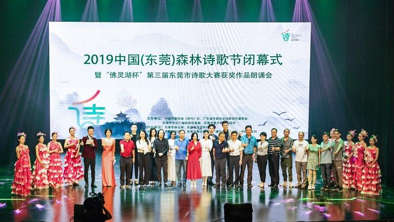 东莞森林诗歌节  与8000多首诗相遇