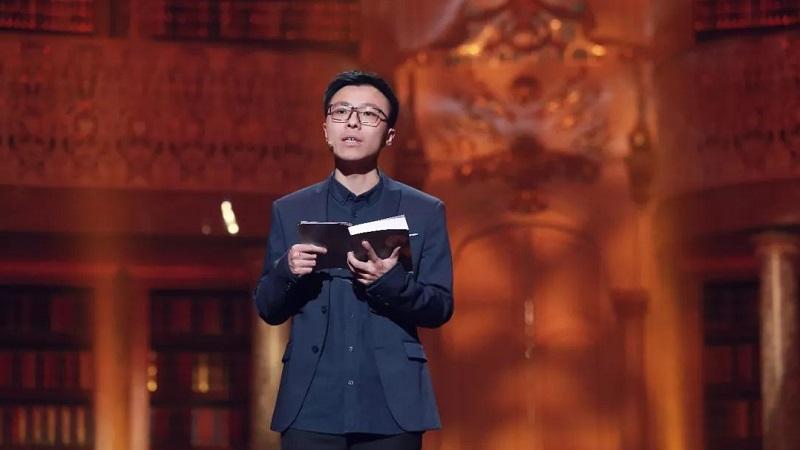 作家双雪涛  小说是个人的精神史