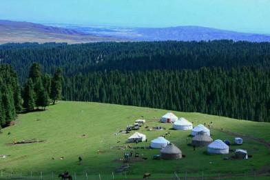 乌鲁木齐南山牧场农家乐