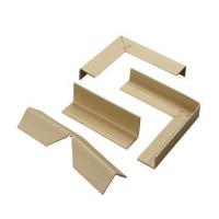 L型纸护角定制 加固纸箱护防撞角带 物流打包护边角纸三角形角