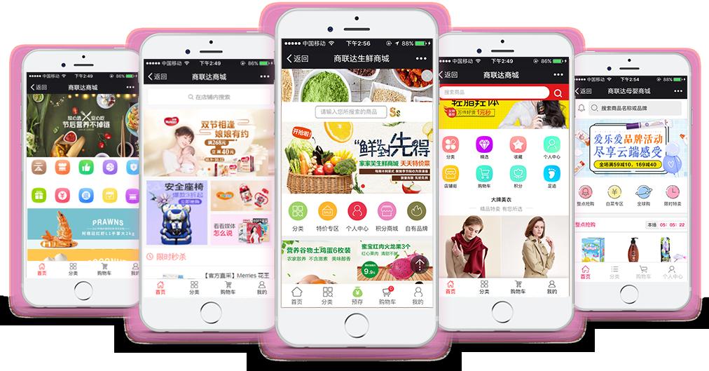 郑州移动电子商务网站建设方案