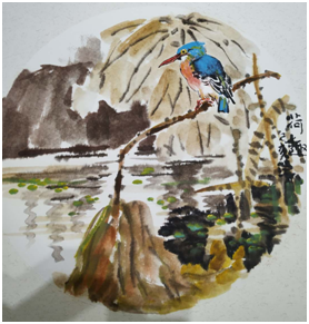 花鸟画  作者:花鸟画.png