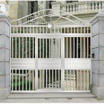 深圳不銹鋼防盜窗工程