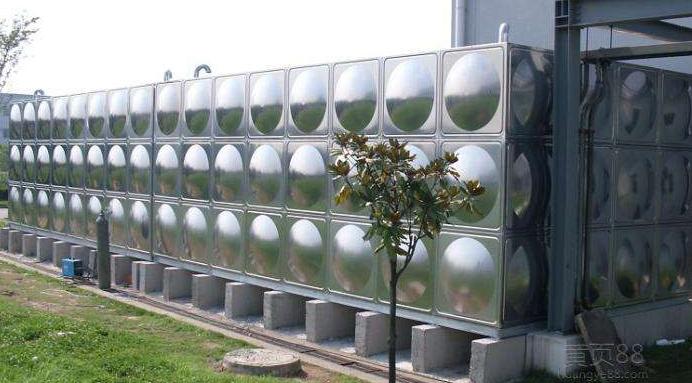 不銹鋼水箱定做