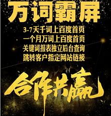 重庆全网霸屏告诉你转型企业全网霸屏营销该怎么做?