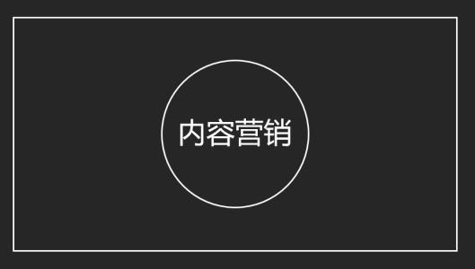 【重庆网络营销推广】成功的内容营销需要包括以下这几个要点