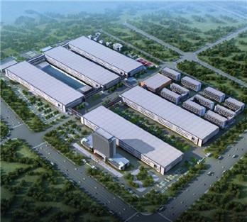 鹽城東山精密產業園選用FastLink榮陽綜合佈線產品