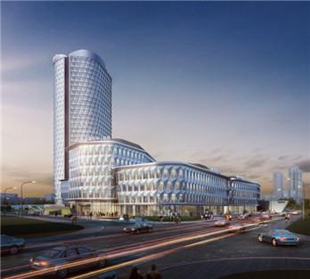 Vipabc上海金融街海倫中心專案選用FastLink榮陽綜合佈線系統