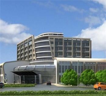 金門醫院綜合醫療大樓選用Fastlink榮陽綜合佈線