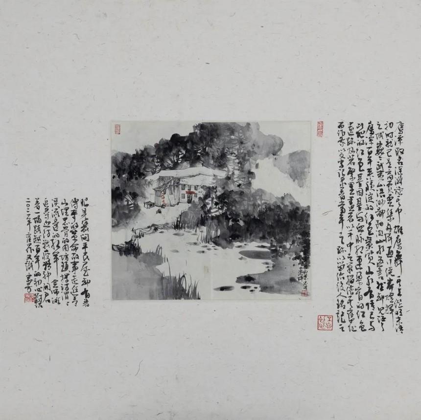 11汪家芳  《鹰潭红色剧院旧址》.jpg